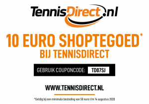 Ledenactie TennisDirect